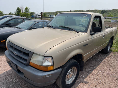 1999 Ford Ranger for sale at PYRAMID MOTORS - Fountain Lot in Fountain CO