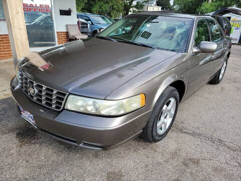 2002 Cadillac Seville for sale at New Wheels in Glendale Heights IL