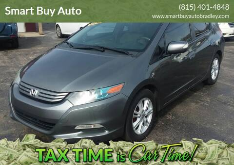 2010 Honda Insight for sale at Smart Buy Auto in Bradley IL