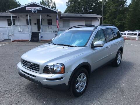 2007 Volvo XC90 for sale at CVC AUTO SALES in Durham NC