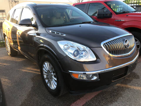 2012 Buick Enclave for sale at Auto Access in Irving TX