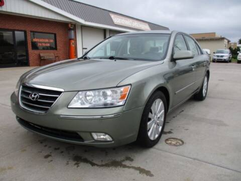 2009 Hyundai Sonata for sale at Eden's Auto Sales in Valley Center KS
