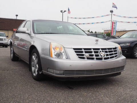 2006 Cadillac DTS for sale at Sunrise Used Cars INC in Lindenhurst NY