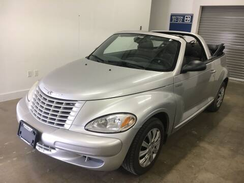 2005 Chrysler PT Cruiser for sale at CHAGRIN VALLEY AUTO BROKERS INC in Cleveland OH