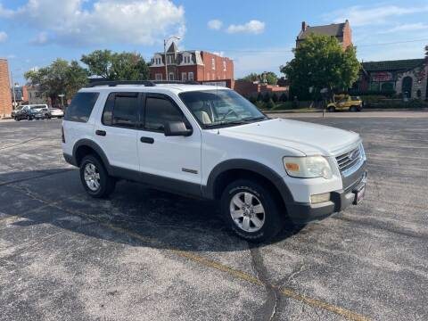 2006 Ford Explorer for sale at DC Auto Sales Inc in Saint Louis MO