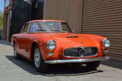 1963 Maserati 3500GTi for sale at Gullwing Motor Cars Inc in Astoria NY