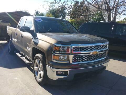 2014 Chevrolet Silverado 1500 for sale at Express AutoPlex in Brownsville TX
