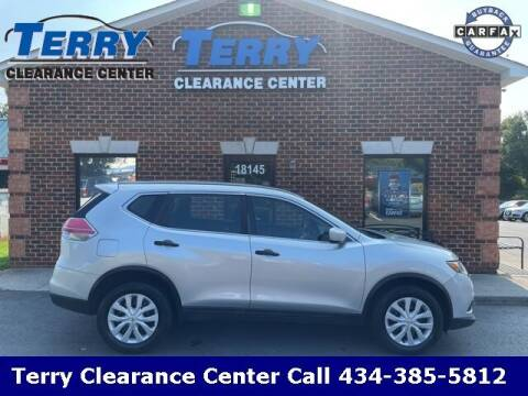 2016 Nissan Rogue for sale at Terry Clearance Center in Lynchburg VA