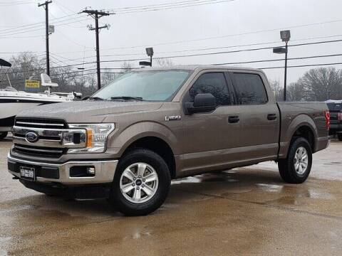2018 Ford F-150 for sale at Tyler Car  & Truck Center in Tyler TX