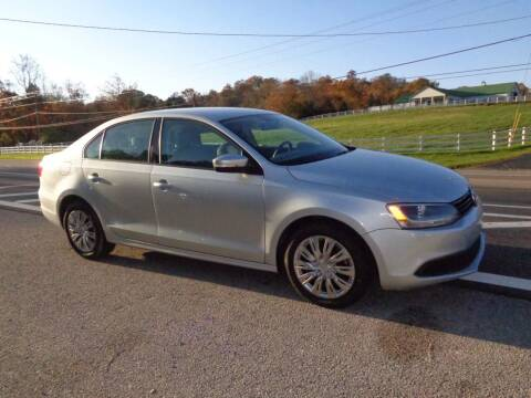 2011 Volkswagen Jetta for sale at Car Depot Auto Sales Inc in Seymour TN