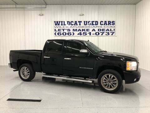 2007 Chevrolet Silverado 1500 for sale at Wildcat Used Cars in Somerset KY