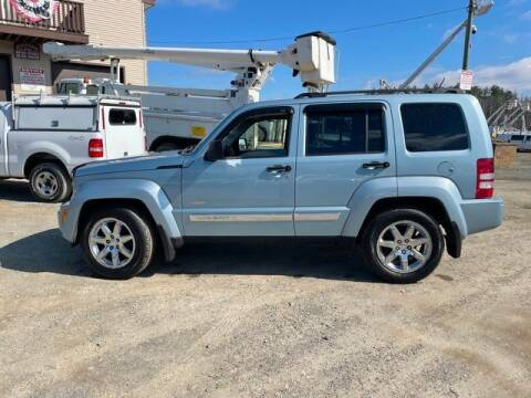 2012 Jeep Liberty for sale at Upstate Auto Sales Inc. in Pittstown NY
