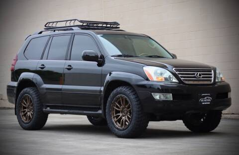 2003 Lexus GX 470 for sale at MS Motors in Portland OR