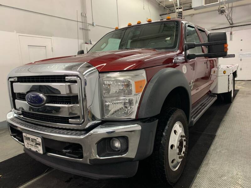 2015 Ford F-550 Super Duty for sale at TOWNE AUTO BROKERS in Virginia Beach VA