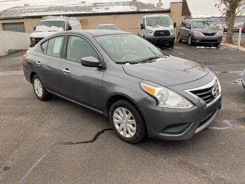 2016 Nissan Versa Note for sale at Major Car Inc in Murray UT