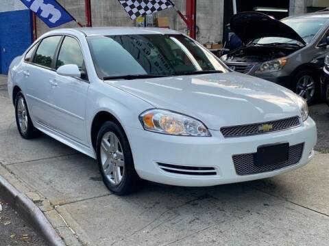 2014 Chevrolet Impala Limited for sale at New 3 Way Auto Sales in Bronx NY