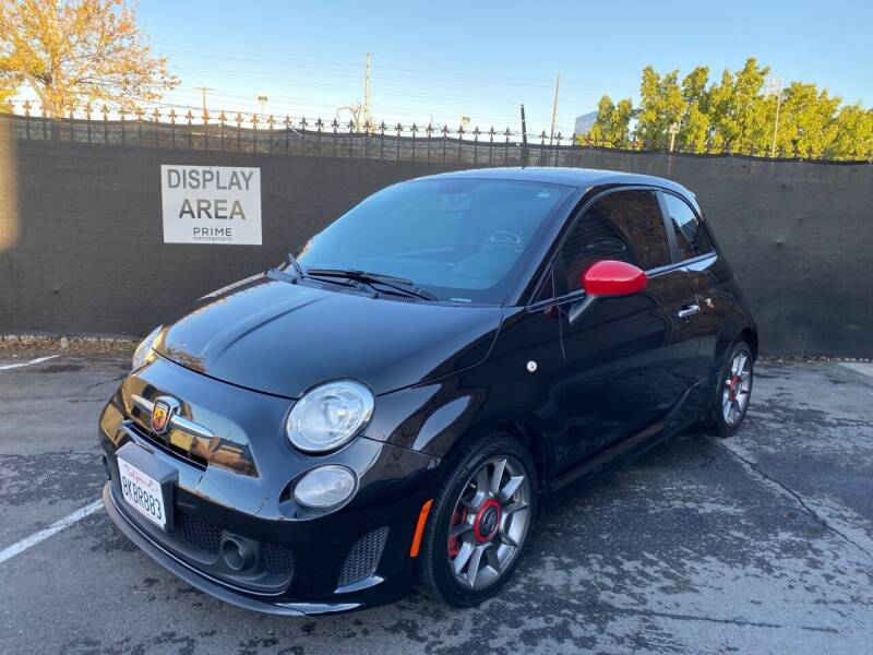 2012 FIAT 500 for sale at Prime Motorports in Sacramento CA