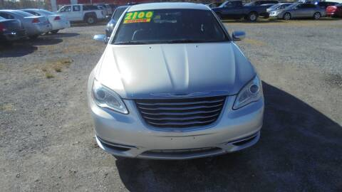 2011 Chrysler 200 for sale at Auto Mart - Moncks Corner in Moncks Corner SC