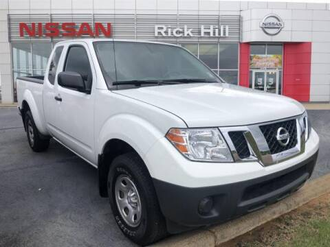 2018 Nissan Frontier for sale at Rick Hill Auto Credit in Dyersburg TN
