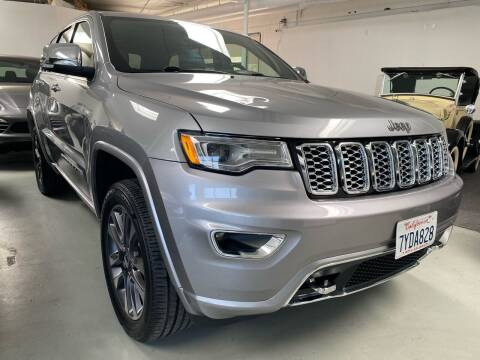 2017 Jeep Grand Cherokee for sale at Mag Motor Company in Walnut Creek CA