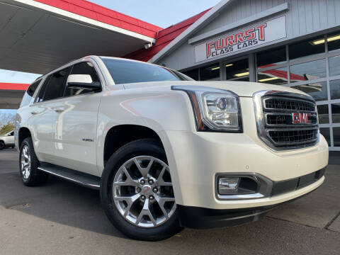 2015 GMC Yukon for sale at Furrst Class Cars LLC  - Independence Blvd. in Charlotte NC