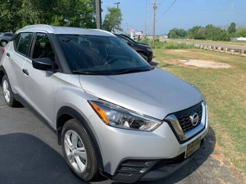 2019 Nissan Kicks for sale at Lighthouse Auto Sales in Holland MI