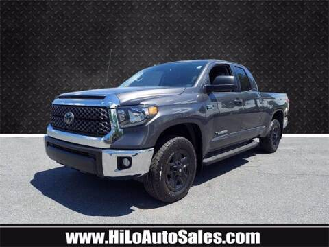 2019 Toyota Tundra for sale at Hi-Lo Auto Sales in Frederick MD