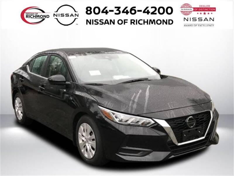 2021 Nissan Sentra for sale in Richmond, VA