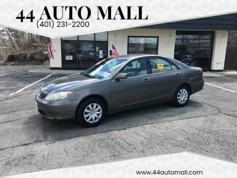 2005 Toyota Camry for sale at 44 Auto Mall in Smithfield RI