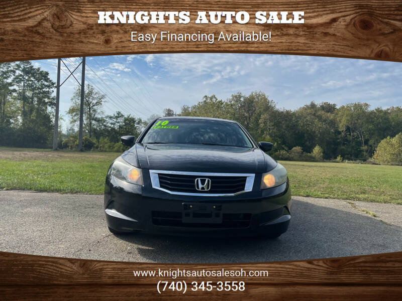 2010 Honda Accord for sale at Knights Auto Sale in Newark OH
