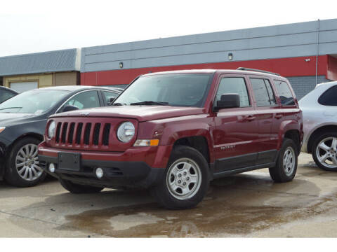 2016 Jeep Patriot for sale at Sand Springs Auto Source in Sand Springs OK