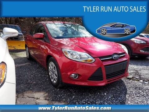 2012 Ford Focus for sale at Tyler Run Auto Sales in York PA