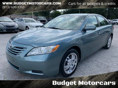 2009 Toyota Camry for sale at Budget Motorcars in Tampa FL
