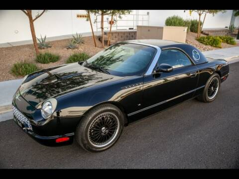 2003 Ford Thunderbird for sale at REVEURO in Las Vegas NV