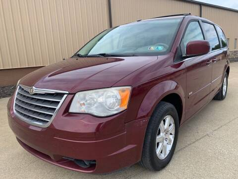 2008 Chrysler Town and Country for sale at Prime Auto Sales in Uniontown OH