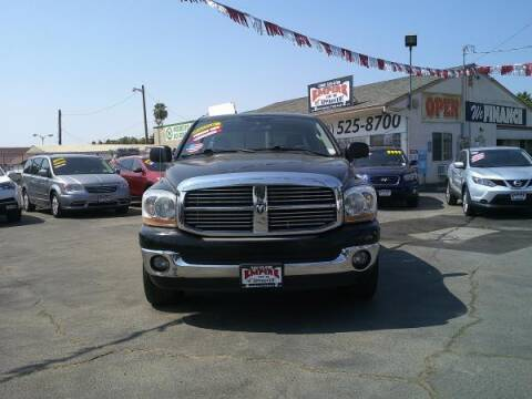 2006 Dodge Ram Pickup 1500 for sale at Empire Auto Sales in Modesto CA
