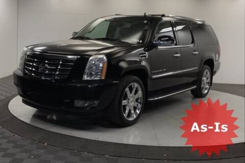 2009 Cadillac Escalade ESV for sale at Stephen Wade Pre-Owned Supercenter in Saint George UT