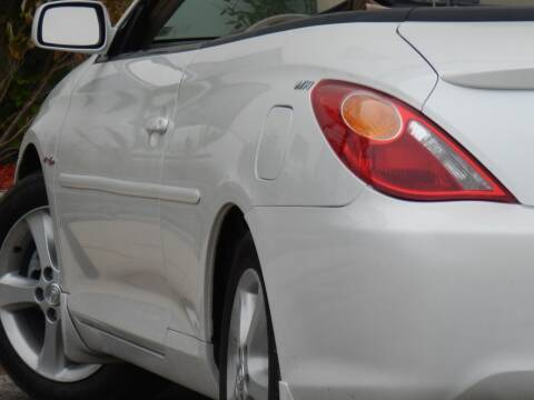 2005 Toyota Camry Solara for sale at Moto Zone Inc in Melrose Park IL
