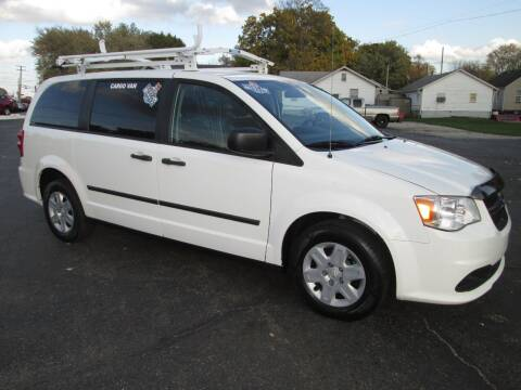 2012 RAM C/V for sale at Bob's Auto Sales in Canton OH