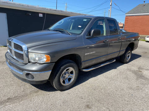2005 Dodge Ram Pickup 1500 for sale at 4th Street Auto in Louisville KY