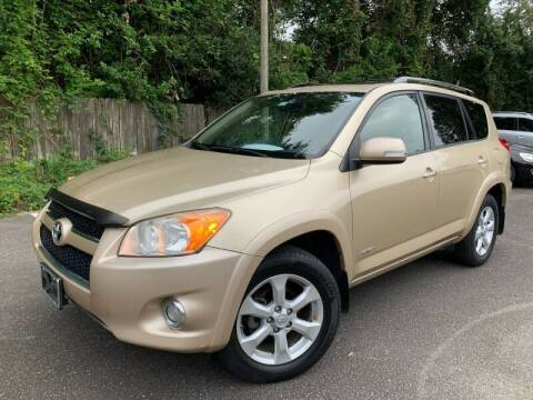2009 Toyota RAV4 for sale at Triangle Motors Inc in Raleigh NC