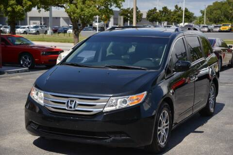 2012 Honda Odyssey for sale at Motor Car Concepts II - Kirkman Location in Orlando FL