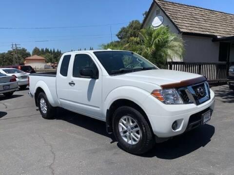 2014 Nissan Frontier for sale at Three Bridges Auto Sales in Fair Oaks CA