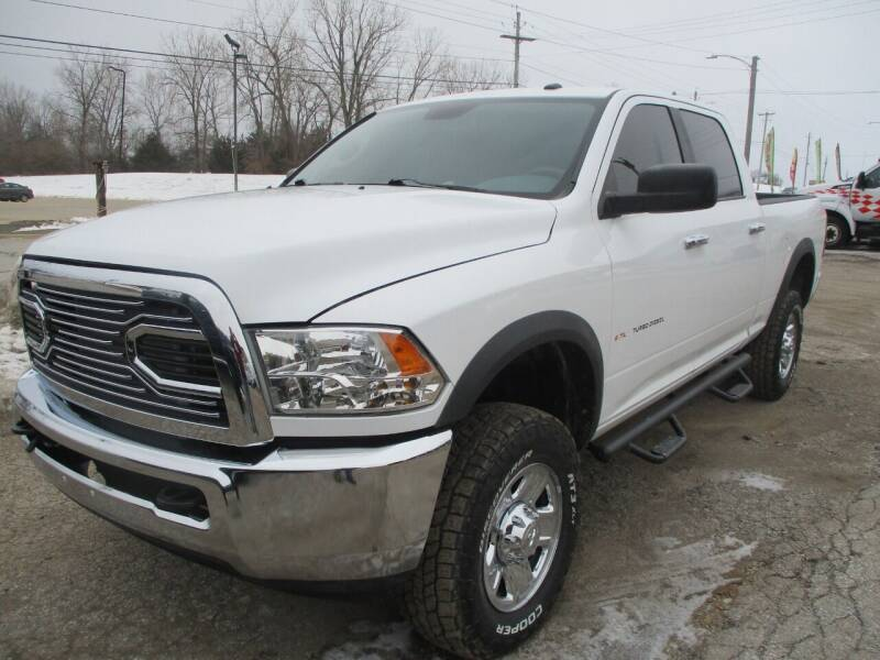 2014 RAM Ram Pickup 2500 for sale at Schrader - Used Cars in Mt Pleasant IA
