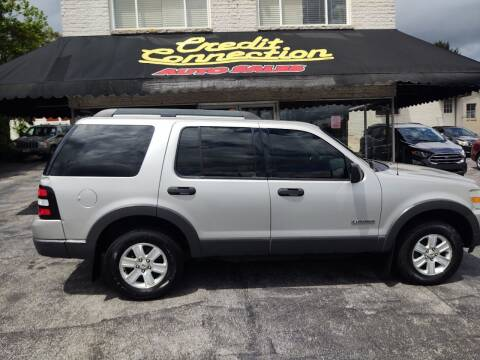 2006 Ford Explorer for sale at Credit Connection Auto Sales Inc. YORK in York PA
