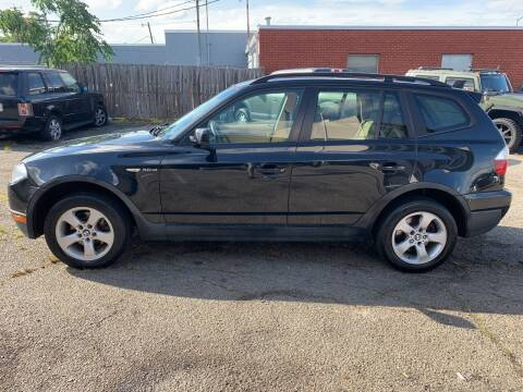 2007 BMW X3 for sale at A & R Motors in Richmond VA