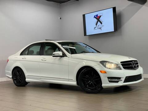 2014 Mercedes-Benz C-Class for sale at TX Auto Group in Houston TX