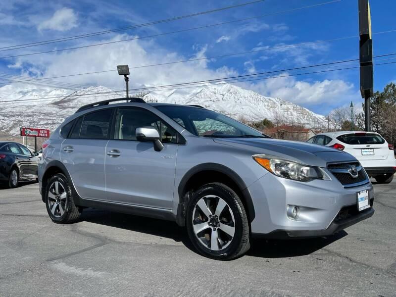 2014 Subaru XV Crosstrek for sale at Ultimate Auto Sales Of Orem in Orem UT