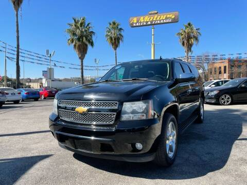 2012 Chevrolet Suburban for sale at A MOTORS SALES AND FINANCE - 5630 San Pedro Ave in San Antonio TX