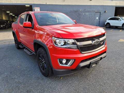 2016 Chevrolet Colorado for sale at AW Auto & Truck Wholesalers  Inc. in Hasbrouck Heights NJ